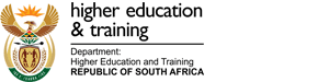 department of higher education and training link